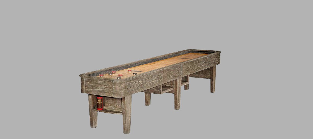 Shuffleboard Tables - 12 foot shuffleboard table for sale