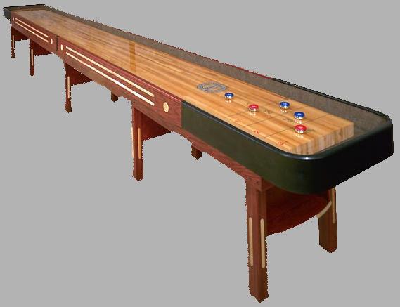 how to play indoor shuffleboard